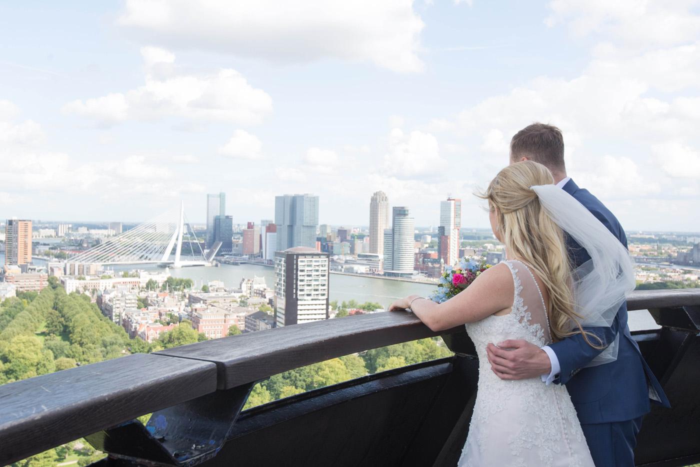 verrassing voor bruidegom
