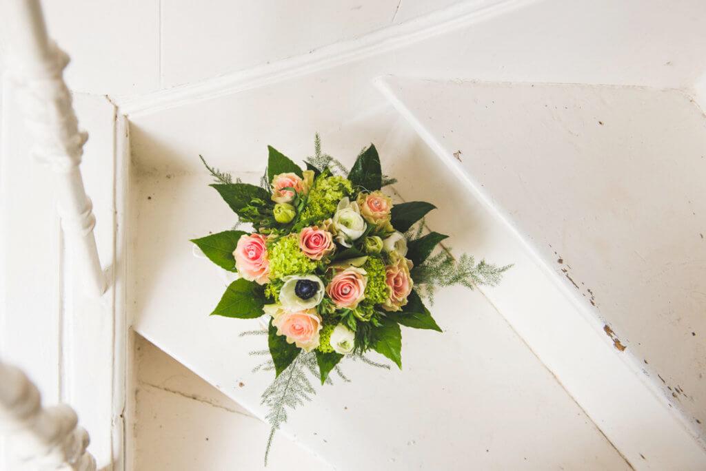 boeket bruidsmeisjes