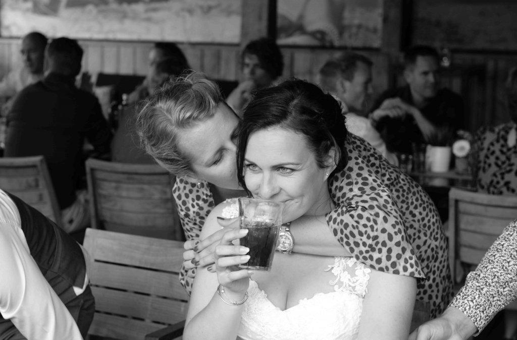 Lieve vriendin en bruid